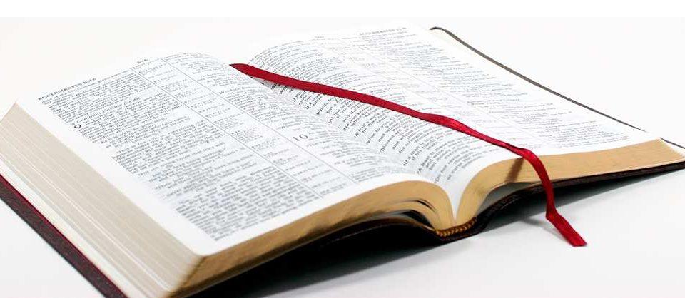 Nous croyons la bible